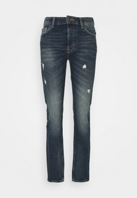 Emporio Armani - Straight leg jeans - denim blue - 0