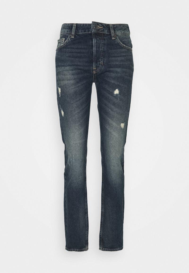Emporio Armani - Straight leg jeans - denim blue