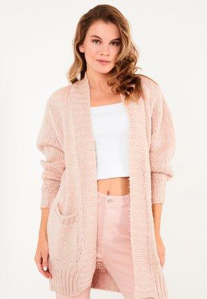 WEAR LONG  - Vest - powder pink
