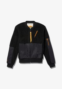 Timberland - EARTHKEEPERS+ SHERPA BOMBER - Bomber Jacket - black - 4