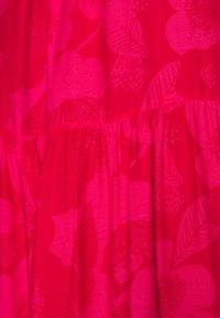 Marks & Spencer London - FLORL STRAP MINI - Nightie - pink mix - 5