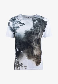 Mr. GUGU & Miss GO - DEAD NATURE - Print T-shirt - white