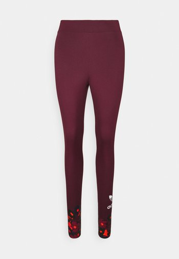 GRAPHICS SPORTS INSPIRED TIGHTS