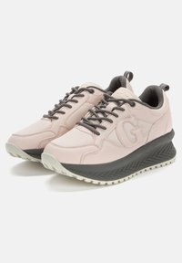 GRÜNBERG - Sneakersy niskie - beige - 3