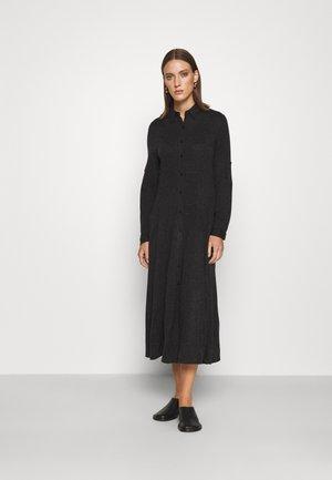 COSY WEEKEND DRESS - Day dress - black/grey