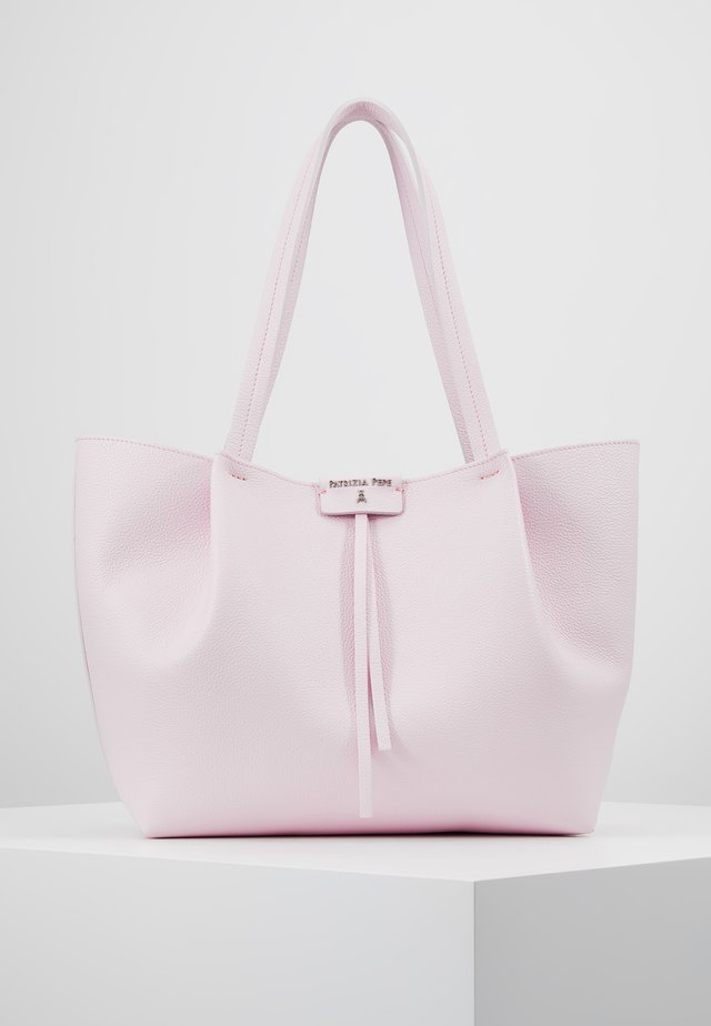 Handbag - peony pink