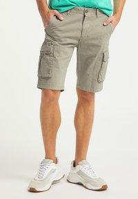 Mo - Shorts - khaki - 0