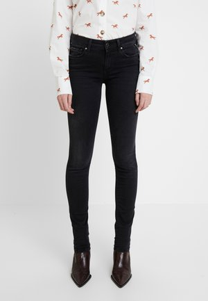 LUZ HIGH WAIST HYPERFLEX CLOUDS - Jeans Skinny Fit - black