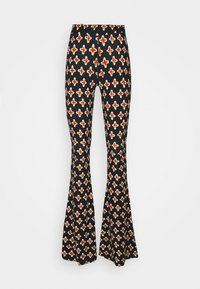 Stieglitz - LOUIE FLARES - Pantalon classique - multi - 0