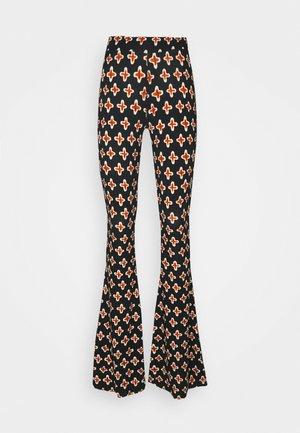 LOUIE FLARES - Pantalon classique - multi