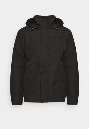 MENS LIMFORD JACKET IV - Zimní bunda - black
