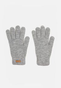 Barts - WITZIA GLOVES - Gloves - heather grey - 0