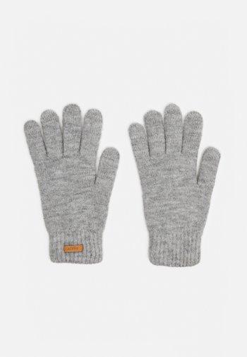 WITZIA GLOVES - Gloves - heather grey