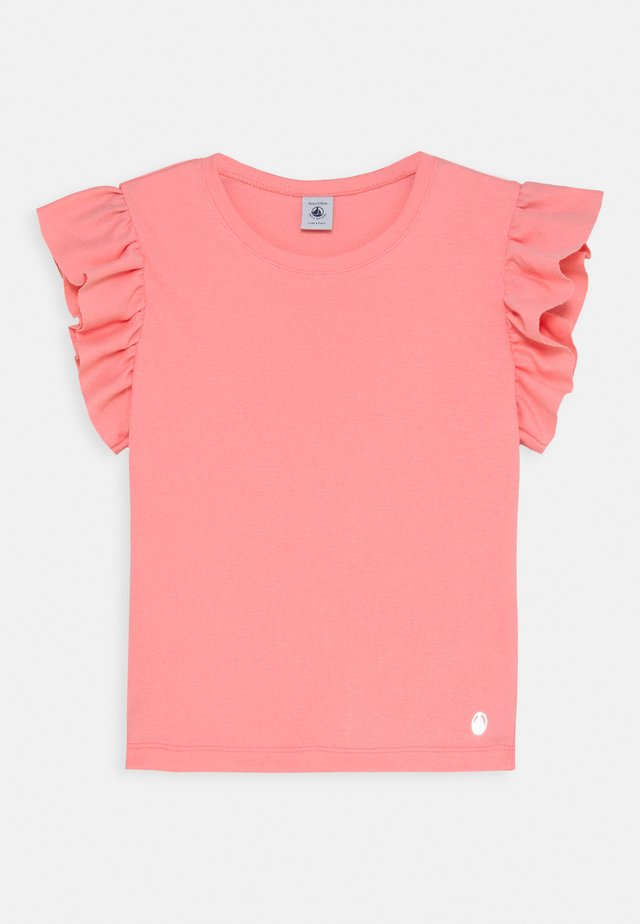 MANUCURE FRILL - T-shirt print - gretel