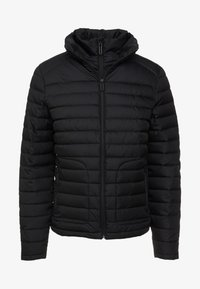 Superdry - FUJI - Winterjas - washed black - 4