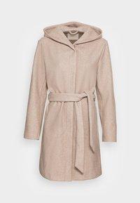 Freequent - HOODY - Classic coat - birch melange - 3
