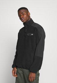 Dickies - PORT ALLEN - Fleece jacket - black - 0