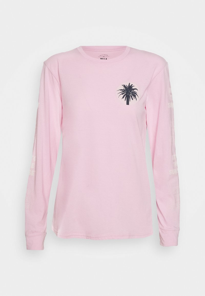 Billabong - FAR OUT - Bluzka z długim rękawem - rose dawn