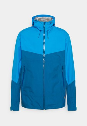 CONVEY TOUR HOODED JACKET MEN - Hardshell jacket - sapphire/gentian