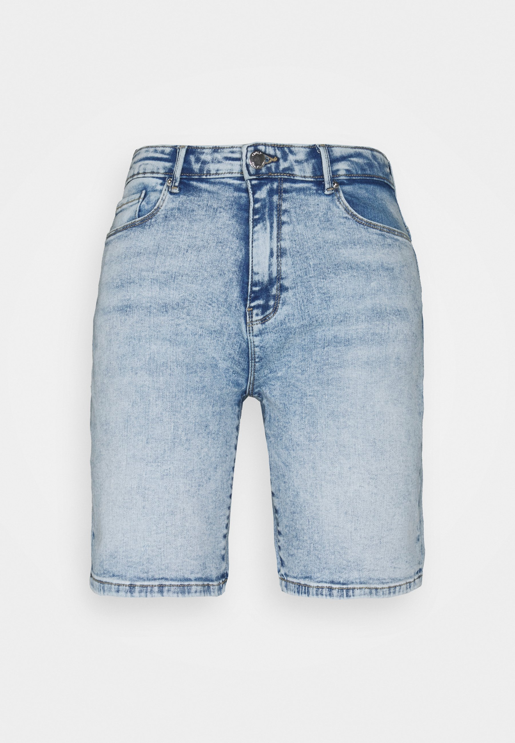 Damer ONLPAOLA LIFE - Jeans Short / cowboy shorts