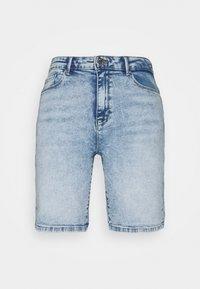 ONLY - ONLPAOLA LIFE - Denim shorts - light blue denim - 0