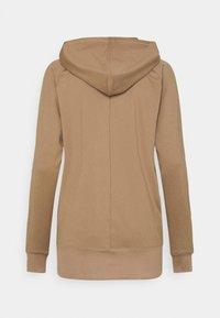 Puma - STUDIO JACKET - Zip-up hoodie - amphora heather - 1