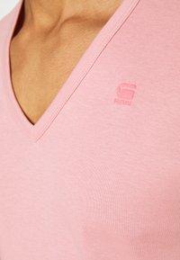G-Star - BASE 2 PACK - T-shirt - bas - dusty rose - 4