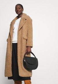 Rich & Royal - Classic coat - white coffee - 4