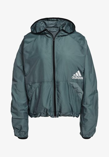 Training jacket - green