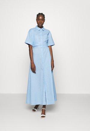 THE LIGHT DRESS - Maxi dress - blue