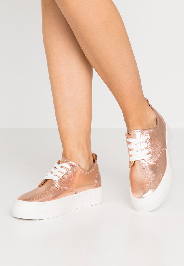 Zapatillas - rose gold