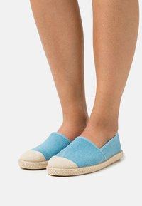 Grand Step Shoes - EVITA - Espadrilles - sky washed - 0