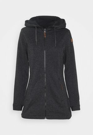 VERNAL - Fleece jacket - grey