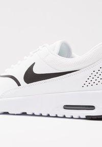 Nike Sportswear - AIR MAX THEA - Trainers - white/black - 2