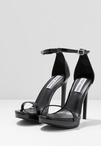 Steve Madden - MILANO - High heeled sandals - black