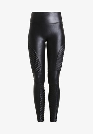 MOTO - Leggings - very black