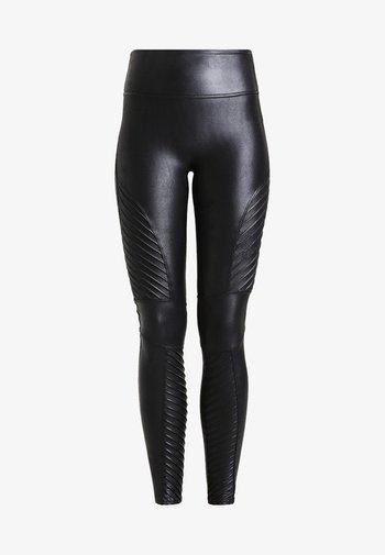 MOTO - Leggings - very black