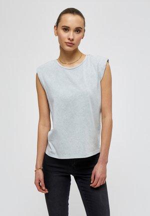 T-shirts basic - forever blue