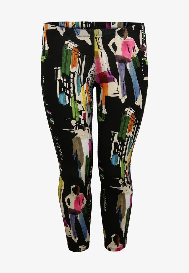 Legging - multicolor