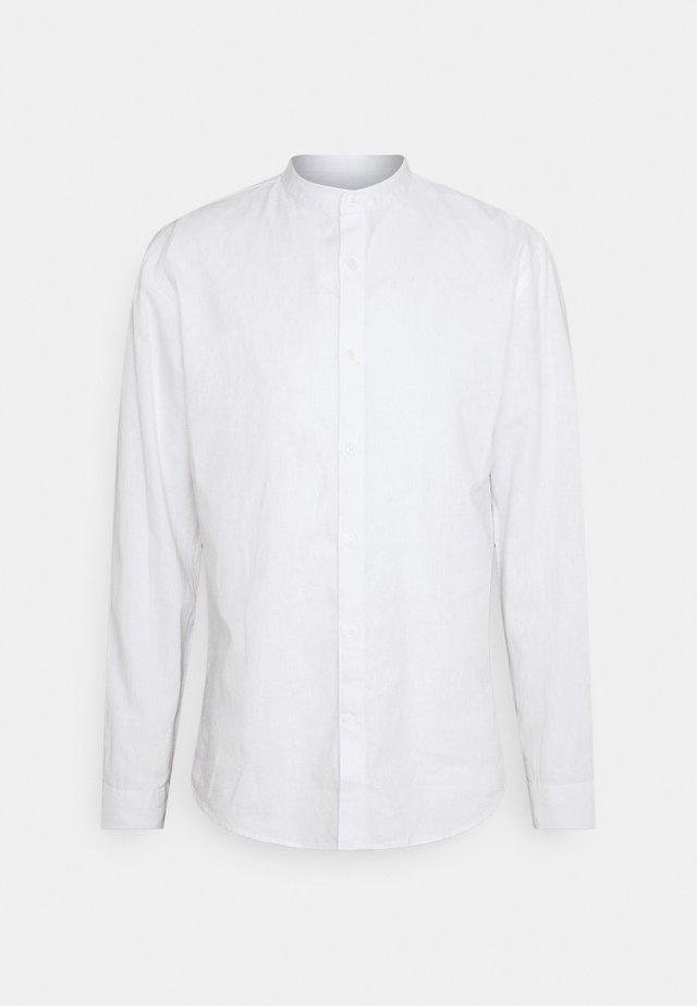 BLEND MANDARIN - Camicia - white