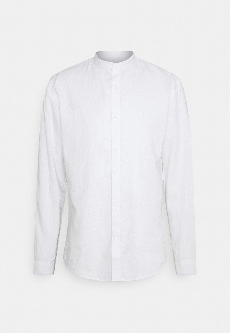 Lindbergh - BLEND MANDARIN - Shirt - white