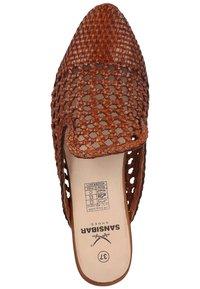Sansibar Shoes - Muiltjes - braun - 3