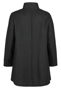 Zizzi - Short coat - black - 4