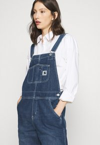 Carhartt WIP - OVERALL - Dungarees - blue - 3