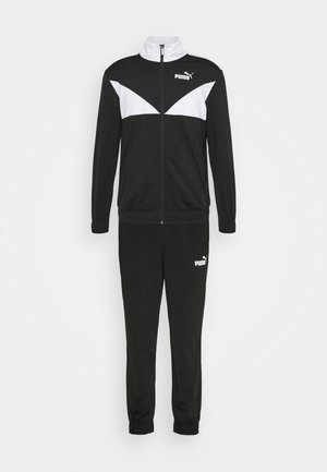 2 PIECE SET - Tracksuit - black