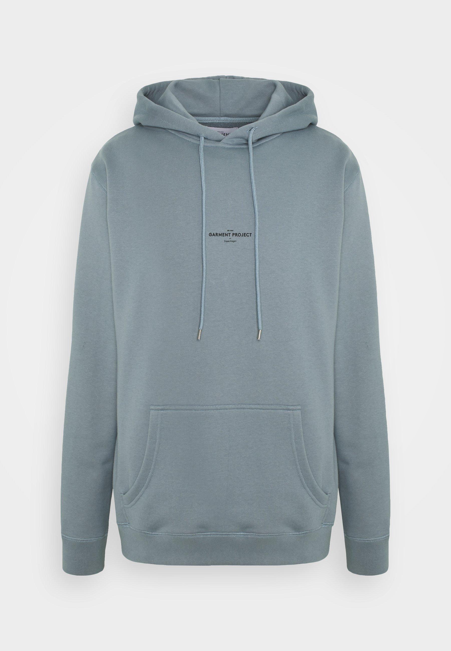 Homme HOOTED - Sweatshirt