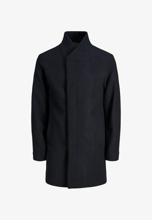 JJECOLLUM COAT  - Wollmantel/klassischer Mantel - dark navy