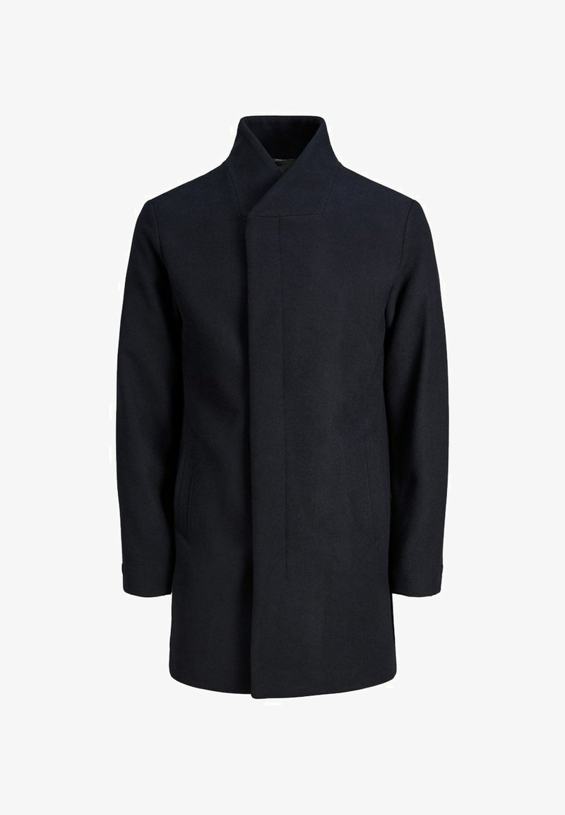 Jack & Jones - JJECOLLUM COAT  - Classic coat - dark navy