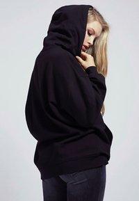 Guess - Zip-up hoodie - schwarz - 2