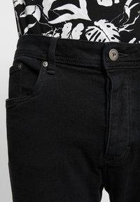 Pier One - Slim fit jeans - black - 3